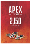 خرید Apex Legends - 2,150 Coins