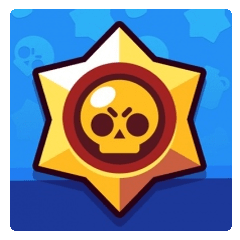 icon brawl stars ایکو و لوگوی Logo