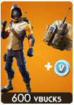 خرید Summit Striker  + 600 Vbucks